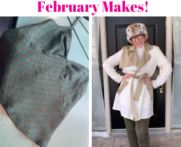 Burda Challenge Feb 2019 Meg Feb Makes