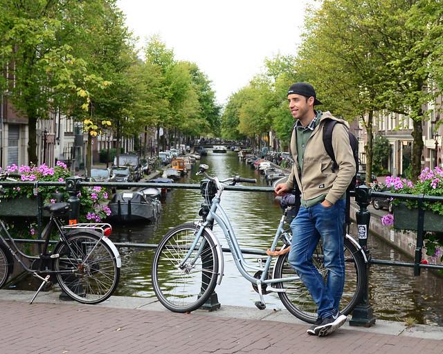 Diario de un Mentiroso en los canales de Amsterdam