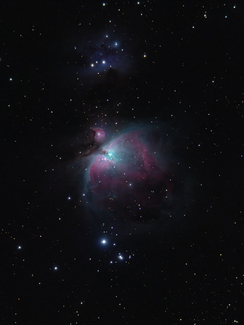 Orion Nebula (reprocessed)