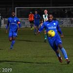 Barking FC v Basildon United FC - Saturday January 5th 2019