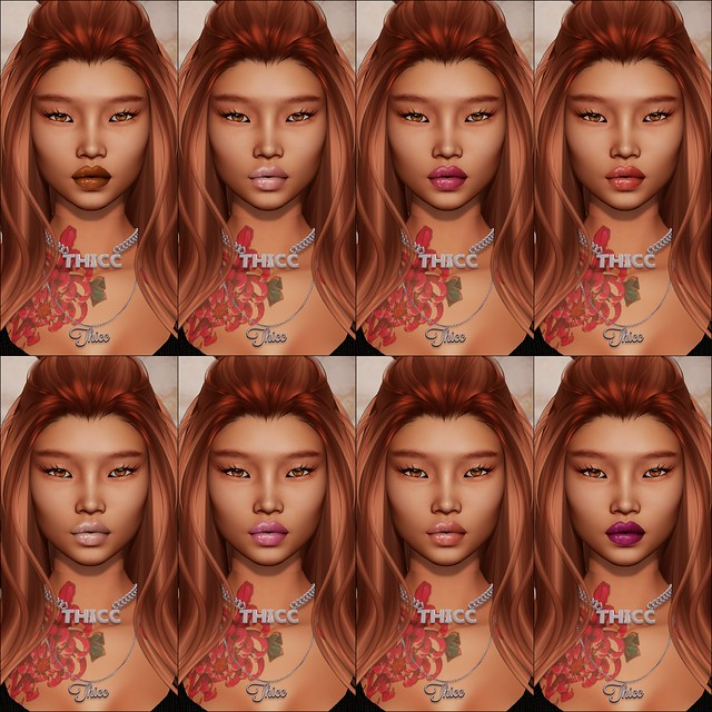 SG Talita HD Lips for AK DELUXE