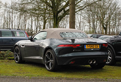 2013 Jaguar F-Type Convertible 3.0 V6 Supercharged