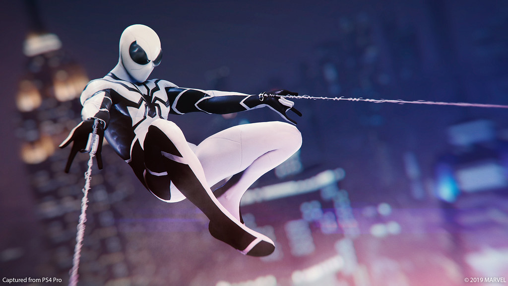 Marvel's Spider-Man: Future Foundation suit