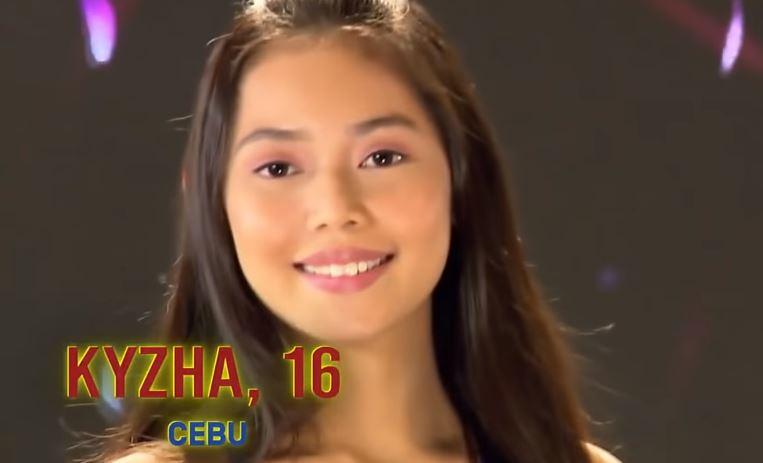 Kyzha Villalino, Ang Miss Palangga-nda ng Cebu (2)