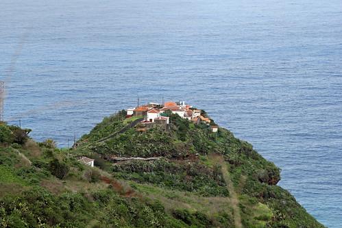 Village on the Lomo de la Crucita