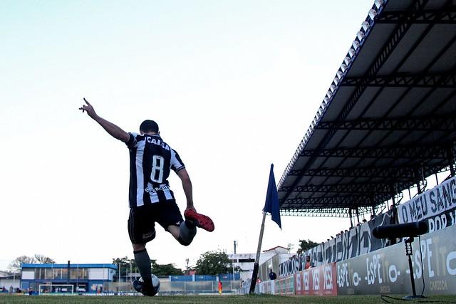 Cabofriense 3 x 1 Botafogo