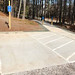 Wed, 01/16/2019 - 13:47 - New van parking and aisle at Pittard Sears Trailhead