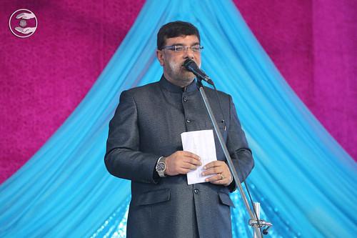 Vivek Mauji from Preet Vihar Delhi, expresses his views