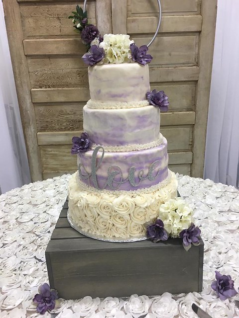 Cake by Ms. Cakes
