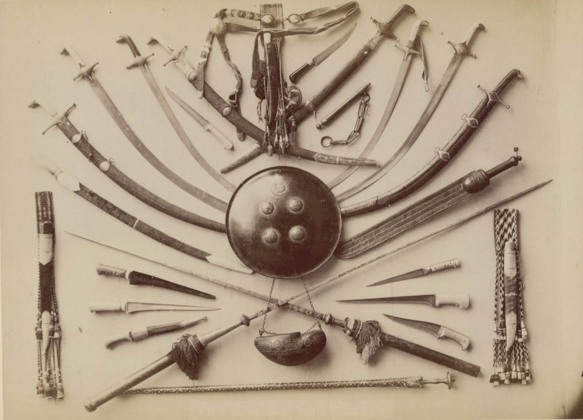 29. Бухарское оружие