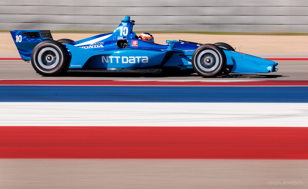 IndyCar | Texas Review | Ralph Arvesen