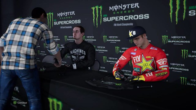 Monster Energy Supercross Videogame 2