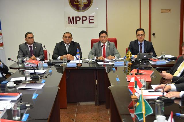 1ª Reunião Ordinária do CNPG