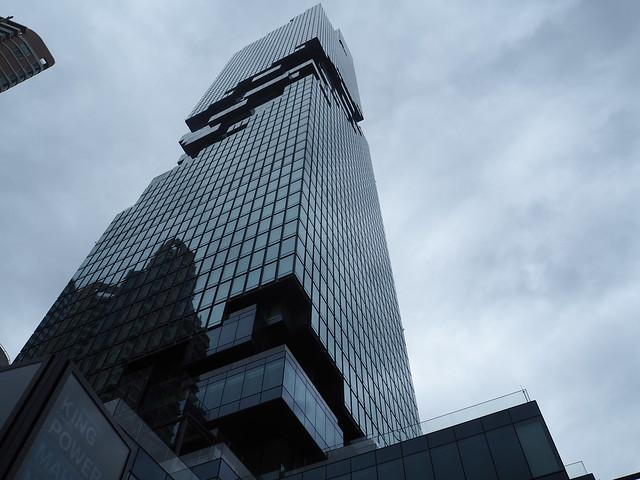 P1030869 マハナコン スカイウォーク(Mahanakhon Skywalk) 超高層展望台 Bangkok バンコク ひめごと