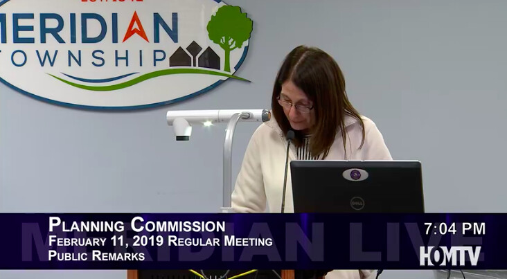 Resident Shares Concerns on Medical Marihuana & Senior-Living Project