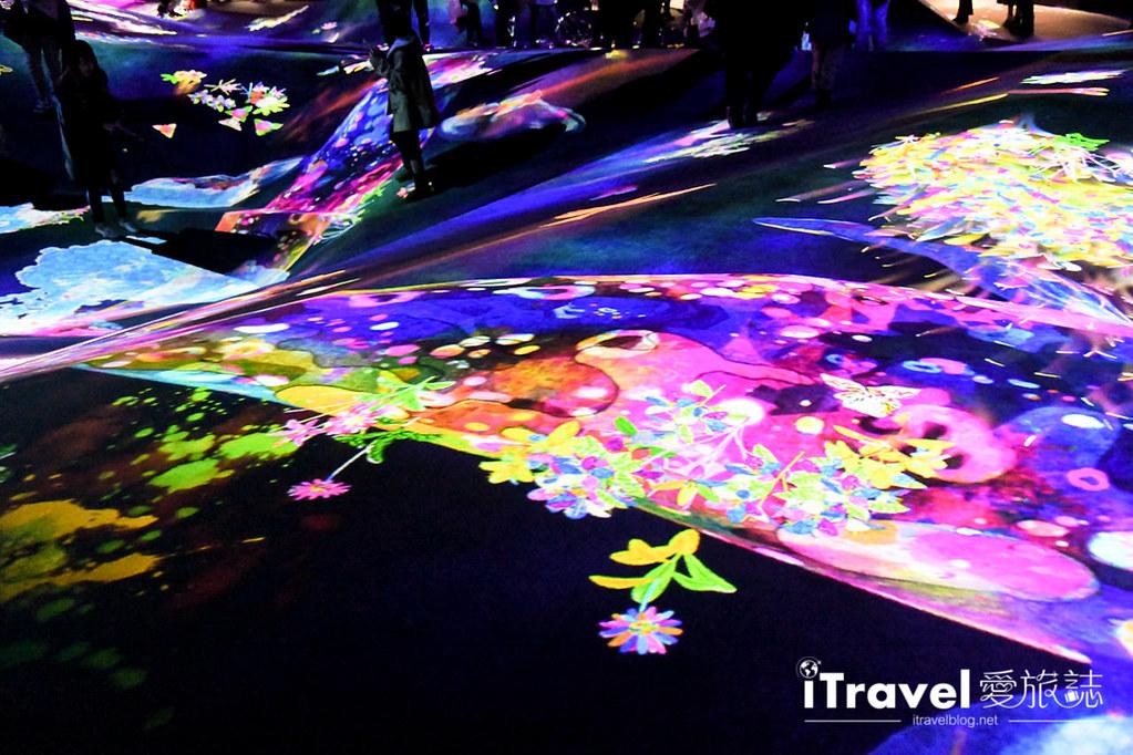 东京艺术展览 teamLab Borderless (60)