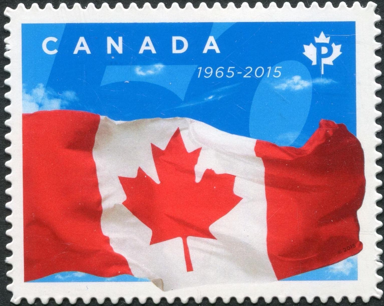 Canada - Scott #2807i (2015)