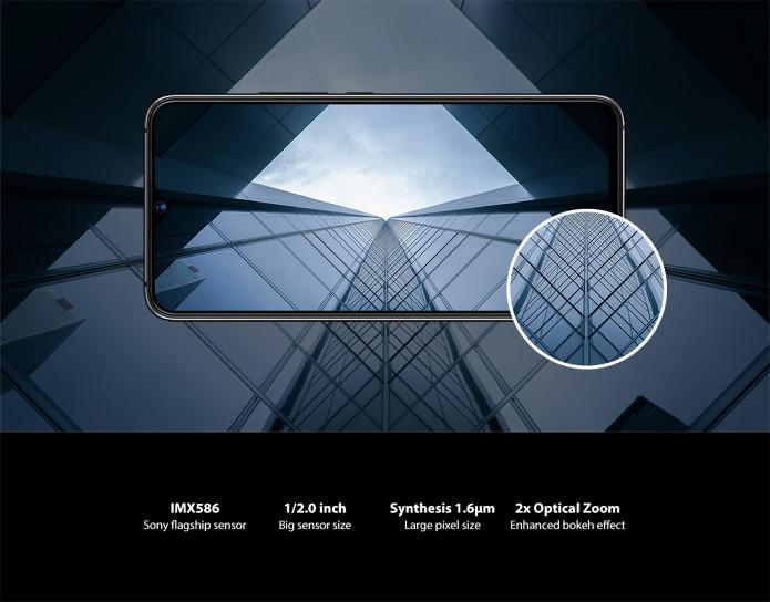 UMIDIGI S3 Pro 特徴 (3)