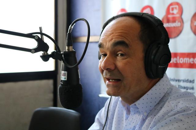 3ra Cátedra de ética periodística, Javier Darío Restrepo