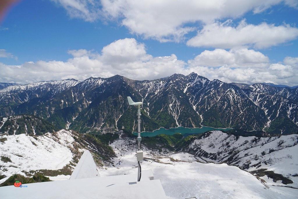 黑部立山景點 大觀峰