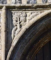 tree and fish? (15th Century)