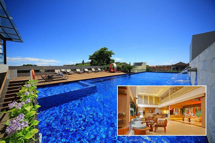 J4 Hotel Bali
