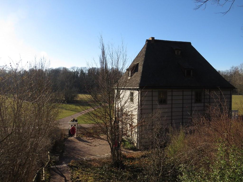 Gothes Gartenhaus nel Park an der Ilm
