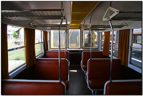 Le Train Jaune, Enveig (l'Alta Cerdanya, França)