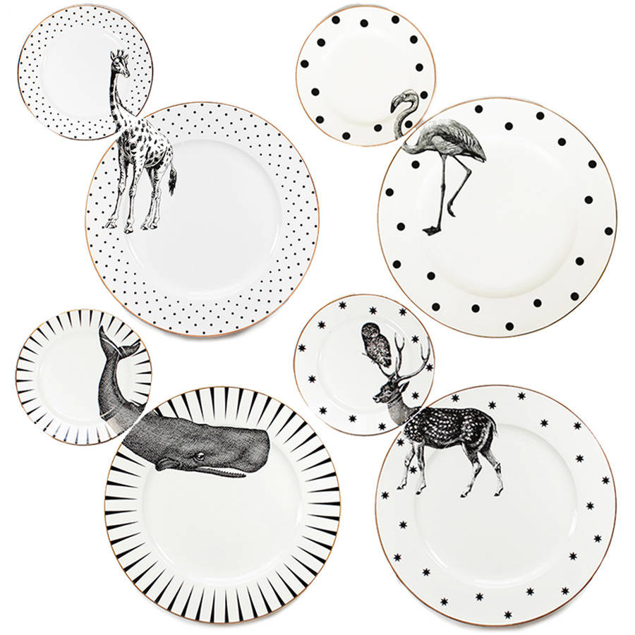 original_animal-plate-set