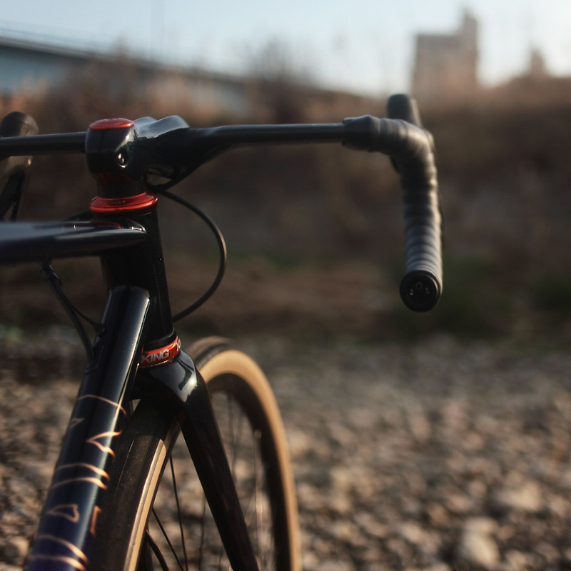 HandMade Bicycle.Magic Hour Mudman Gravel Bike