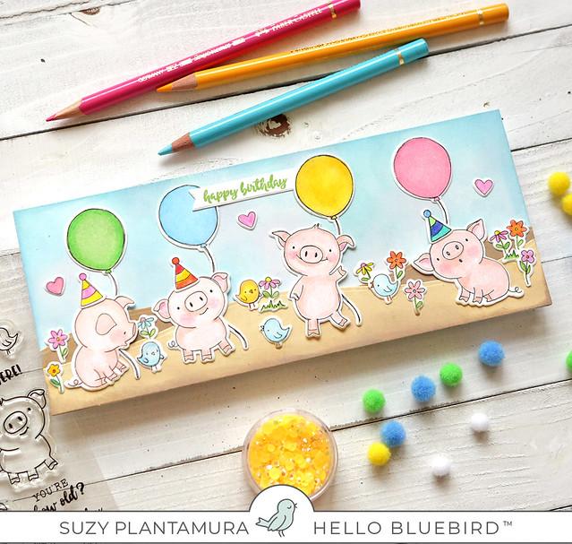 Happy Birthday Piglets 2