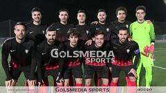 Rayo SAB CF 0-2 UD Juventud Barrio del Cristo (Eleuterio Sánchez)