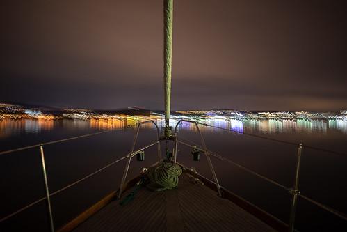 Uferbeleuchtung