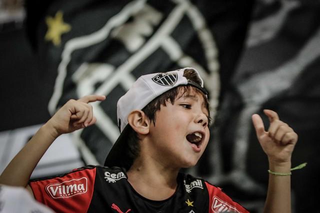 No meio da Massa: Atlético x Tupi - 16.02.2019 Campeonato Mineiro 2019