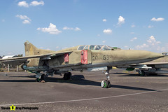 20+63---A1037902---German-Air-Force---Mikoyan-Gurevich-MiG-23UB---Gatow-Berlin---180530---Steven-Gray---IMG_8607-watermarked