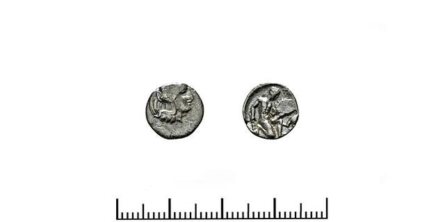 CALABRIA, Tarentum: (380 - 280 B.C.)