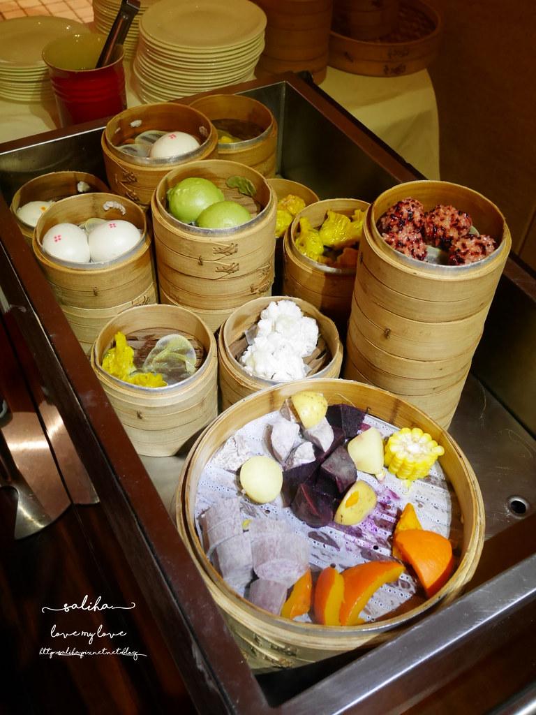 台北美麗華附近餐廳飯店下午茶吃到飽美福彩匯自助餐 (2)