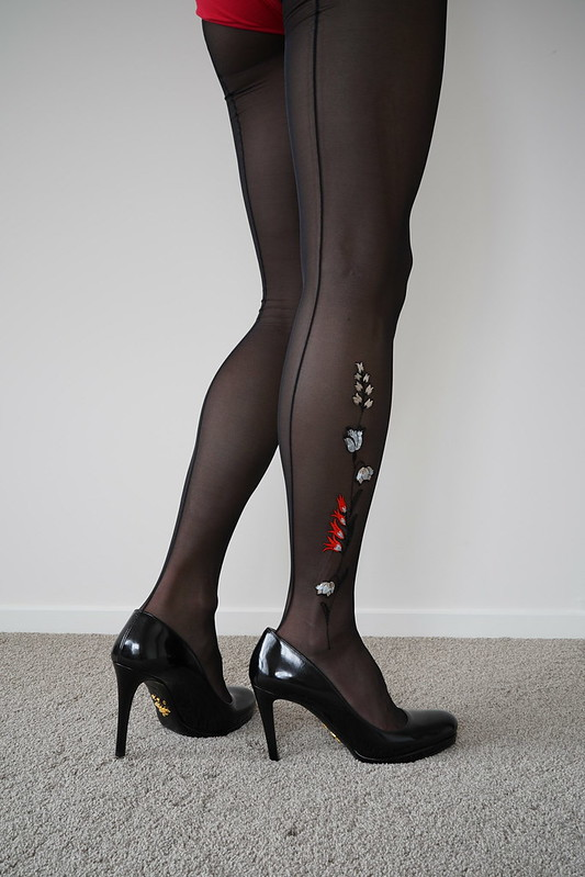 Wolford Wildflower Embroidery 20