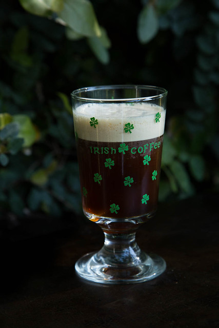 Dirty Irish Chai
