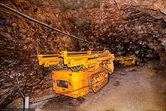 Rumelange - Musée National des Mines de Fer Luxembourgeoises