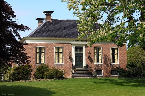 Groningen: Usquert, boerderij Gaykemaheerd