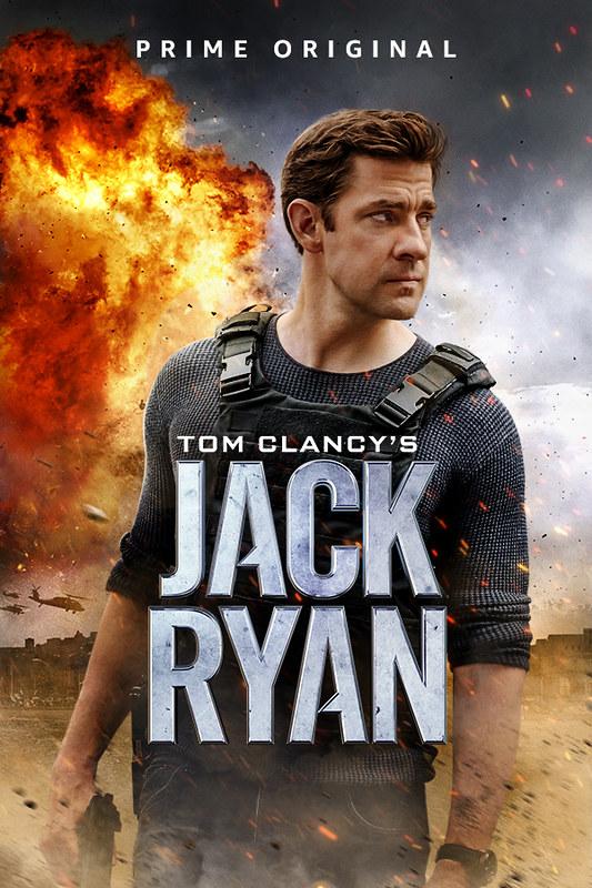 Jack Ryan - Poster 1