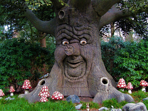 Fairytale Tree (Sprookjesboom) in the Efteling
