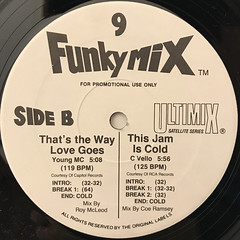 V.A.:FUNKY MIX 9(LABEL SIDE-B)