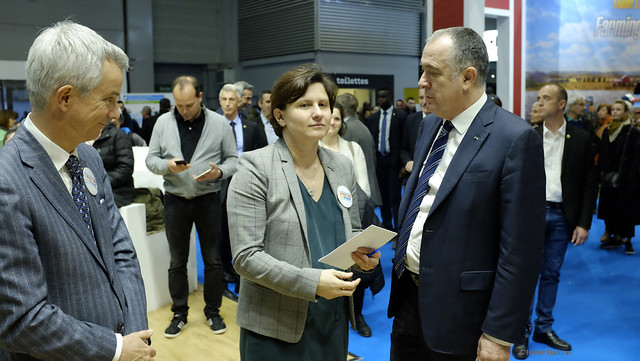 VISITE DU SALON INTERNATIONAL DE L'AGRICULTURE