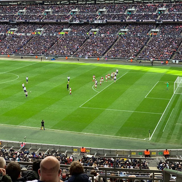 2019 - London Day 3 - Tottenham versus Arsenal
