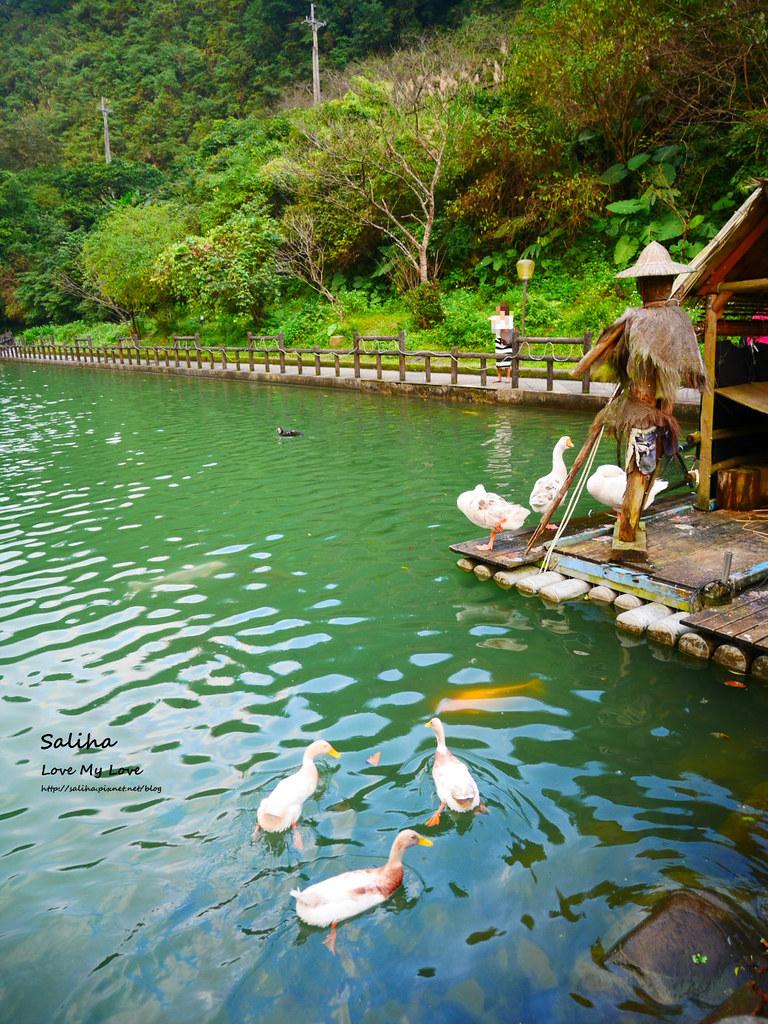 宜蘭三星兩天一夜一日遊景點推薦長埤湖清水地熱谷附近景點 (3)