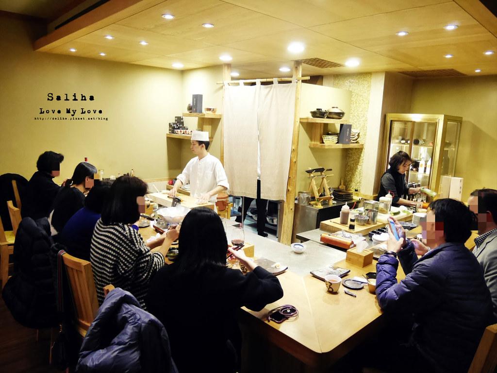 台北大安區敦化南路好吃日本料理海鮮和牛火鍋利休 (3)