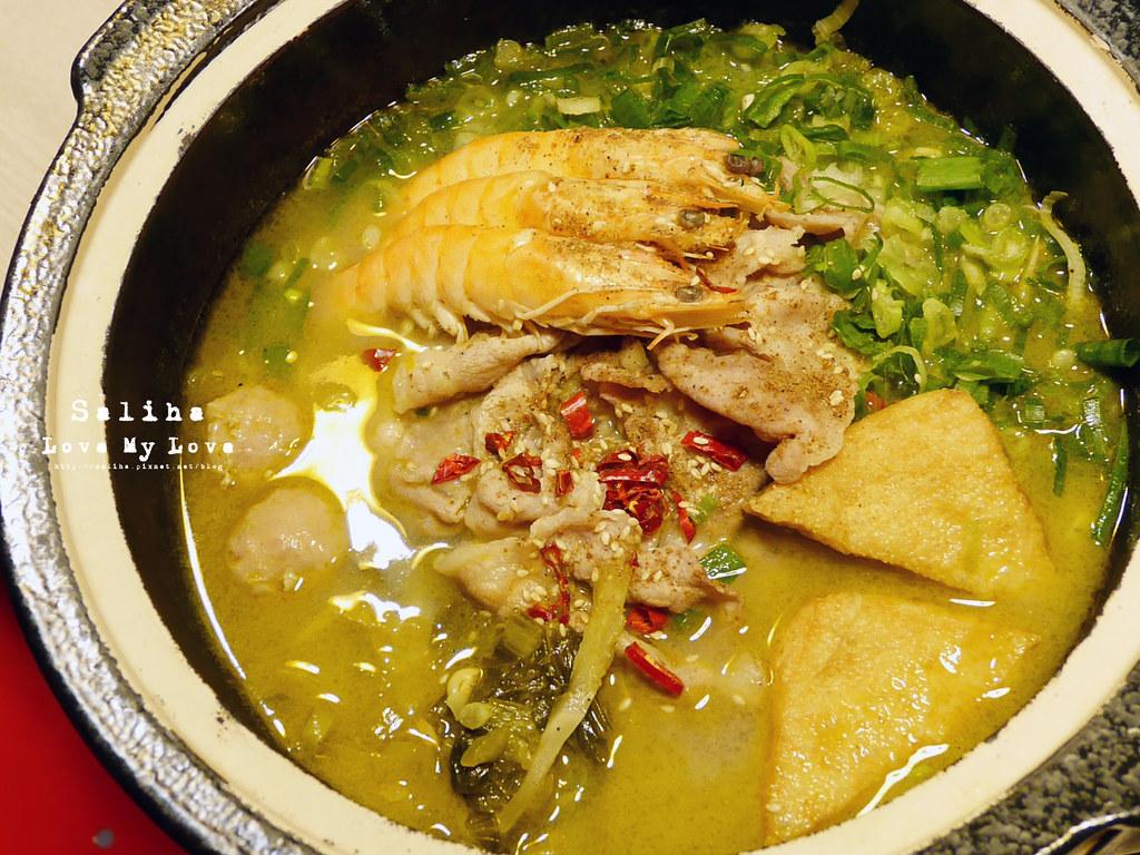 台北水貨炭火烤魚小巨蛋店好吃麻辣火鍋餐廳聚餐推薦 (1)