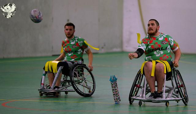 Aingirak Euskadi / Toros Saint Jory Handirugby 33639830008
